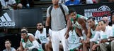 What's the latest on Marcus Smart's toe injury?
