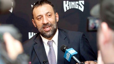 Sacramento Kings: F