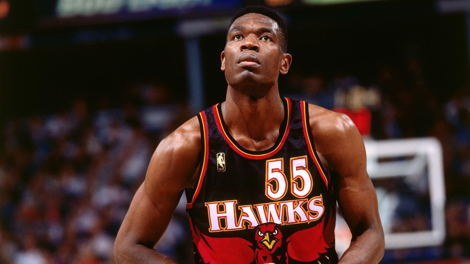 reputable site fb166 6dd82 Hawks to retire Dikembe Mutombo's No. 55 jersey | FOX Sports