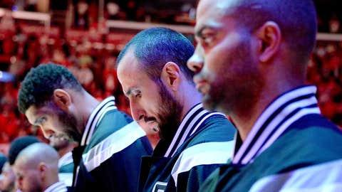 April 12, 2017: Spurs @ Jazz (League Pass)
