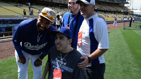 Matt Kemp & Joshua Jones