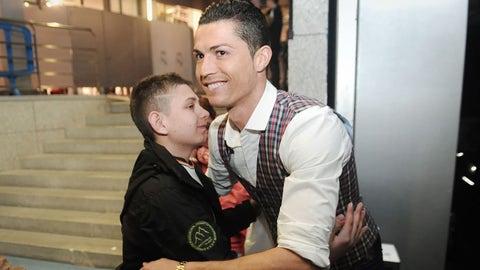 Cristiano Ronaldo & Dawid Pawlaczyk
