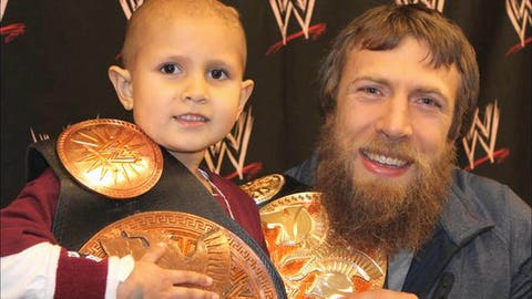 Daniel Bryan & Connor 'The Crusher' Michalek