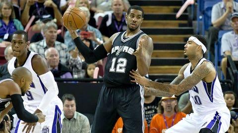 San Antonio Spurs - LaMarcus Aldridge, $19,689,000