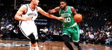 Celtics' Johnson has become a necessary defensive presence