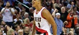 Watch Blazers' McCollum knock down this incredibly tough jumper