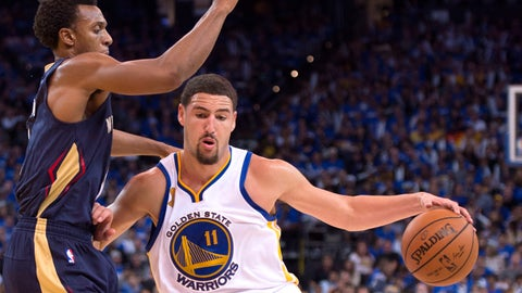 Golden State Warriors - Klay Thompson, $15,501,000