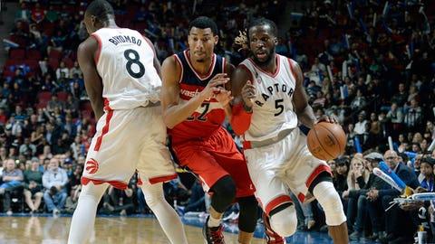 Toronto Raptors - DeMarre Carroll, $13,600,000