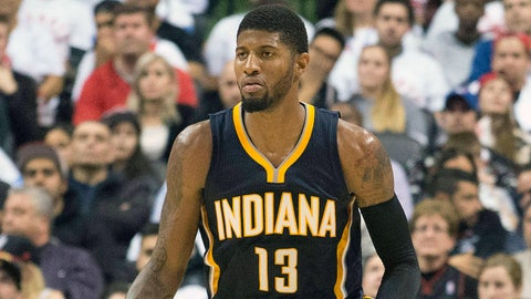 Indiana Pacers - Paul George, $17,120,106