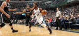 Grizzlies suddenly start hitting 3-pointers, defeat Nets