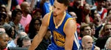 And STILL! Curry, Warriors rally from 23 down in LA, remain undefeated
