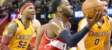 John Wall scores 35 as Wizards hand Cavs first home loss