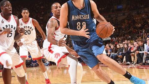 Nemanja Bjelica, Minnesota Timberwolves