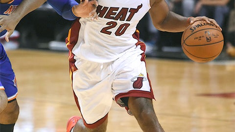 Justise Winslow, Miami Heat
