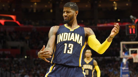 Indiana Pacers: Paul George, SF/PF