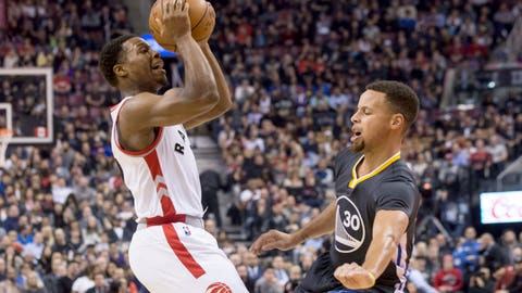 Toronto Raptors: Kyle Lowry, PG