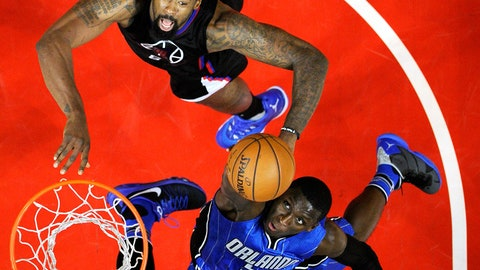 Lob City adds a degree of difficulty