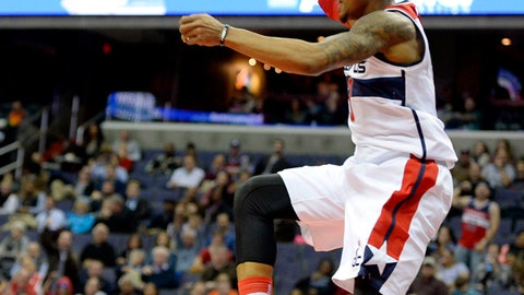 A Beal steal ends in a real-deal dunk