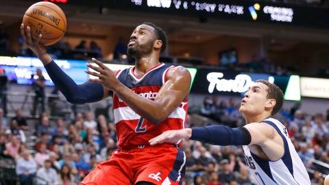 Washington Wizards: John Wall, PG
