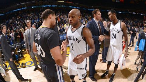 November 14: 107-99 (OT) vs. Brooklyn Nets