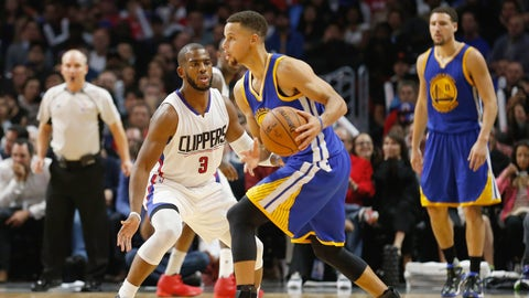 November 19: 124-117 @ Los Angeles Clippers
