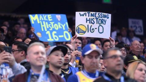 November 24: 111-77 vs. Los Angeles Lakers