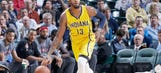 Pacers' Paul George listed as questionable vs. Mavericks with illness