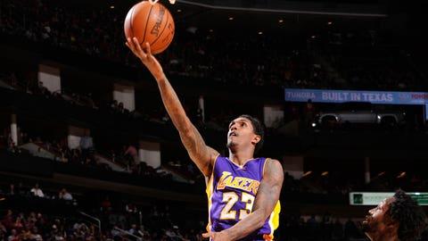 Lou Williams, Los Angeles Lakers
