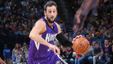 Marco Belinelli, Sacramento Kings