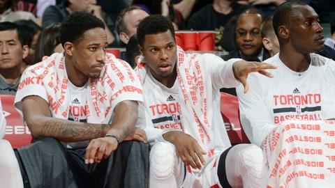 3. Kyle Lowry, Toronto Raptors