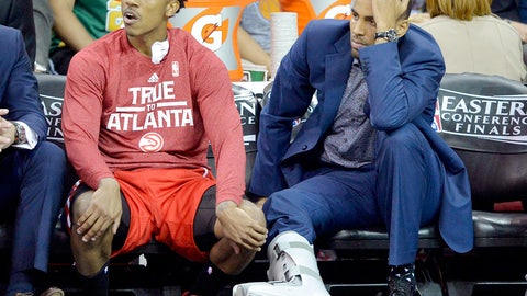 April 18 -- NYPD arrests, injures Hawks' Sefolosha