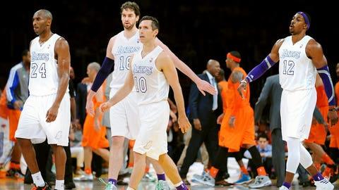 2012 Los Angeles Lakers