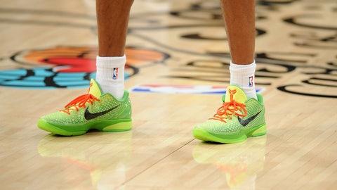 2010: Kobe Bryant, Los Angeles Lakers