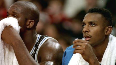 1993: Bulls 95, Magic 93