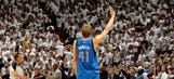 Celebrate Dirk Nowitzki passing Shaq with some of his biggest games ever