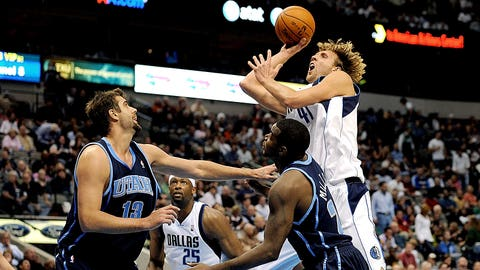 11/3/2009: The fourth quarter belongs to Dirk