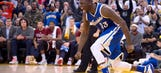 Warriors' Draymond Green outplayed LeBron James in his own shoes