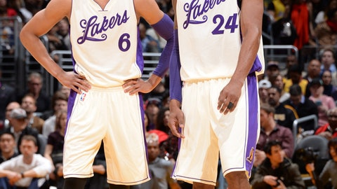The past, the present and the future for L.A.