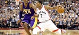 Kyle Lowry says he'd let Kobe Bryant score during All-Star Game