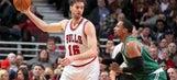 Pau Gasol's monster night carries Bulls to OT win over Celtics