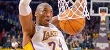 Kobe Bryant blames shoulder injury on 'passing too much'
