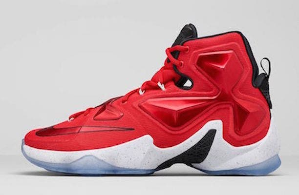 sale retailer e7716 f054b Putting Nike's LeBron 13 to the test: Here's what we learned ...