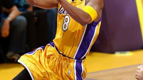 Going double nickel against Jordan, Wizards