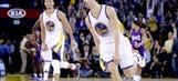 Warriors' Klay Thompson looks back on 37-point quarter vs. the Kings