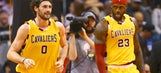 Kevin Love gets left out of LeBron's Cavaliers team photo, fixes it with Photoshop