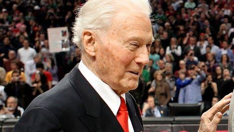 Johnny Bach, NBA assistant coach, July 10, 1924-Jan. 18, 2016