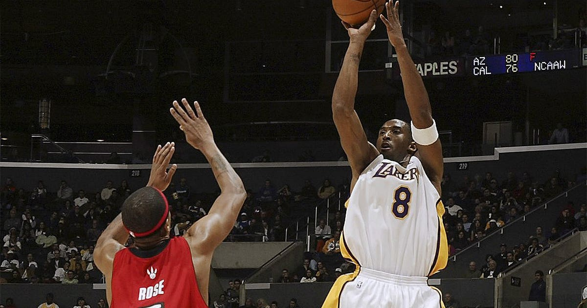 7 Notable Numbers From Kobe Bryant S Amazing 81 Point Box