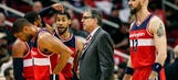 Emotional Randy Wittman says brother watched Wizards win in 'heaven from a La-Z-Boy'