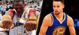 Stephen Curry doesn't seem to love Soulja Boy's recent song about him