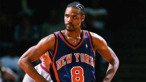 Latrell Sprewell (2017 pick: Sacramento Kings)
